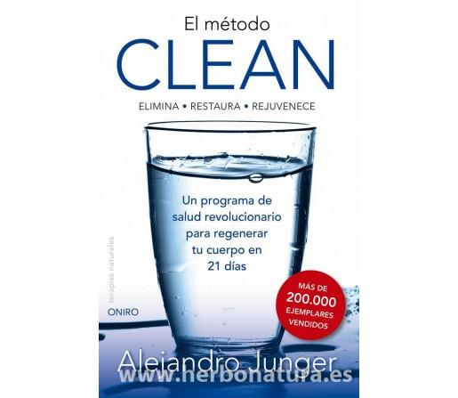 El método Clean Elimina-restaura-rejuvenece Libro Alejandro Junger ONIRO