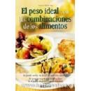 El Peso Ideal con las Combinaciones de los Alimentos Libro, Gudrun Dalla Via OCEANO AMBAR en Herbonatura.es
