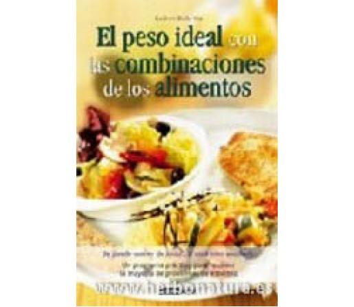 El Peso Ideal con las Combinaciones de los Alimentos Libro, Gudrun Dalla Via OCEANO AMBAR