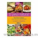 El Peso Natural, La Cocina Energética Libro, Montse Bradford OCEANO AMBAR en Herbonatura.es