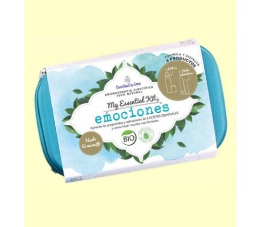 Emociones, My Essential Kit, 5 Aceites Esenciales Bio ESENTIAL AROMS