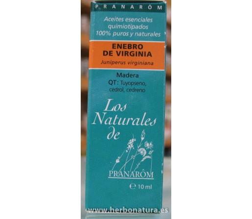 Aceite Esencial Enebro de Virginia (Juniperus virginiana) 10ml. PRANAROM