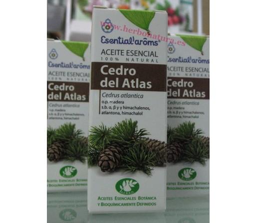 Aceite Esencial Cedro del Atlas (Cedrus atlantica) 10ml. ESENTIAL AROMS