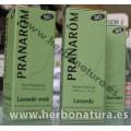 Aceite Esencial Lavanda Biológico 10ml. PRANAROM