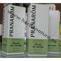 Aceite Esencial Menta de Campo (Mentha arvensis) 10ml. PRANAROM