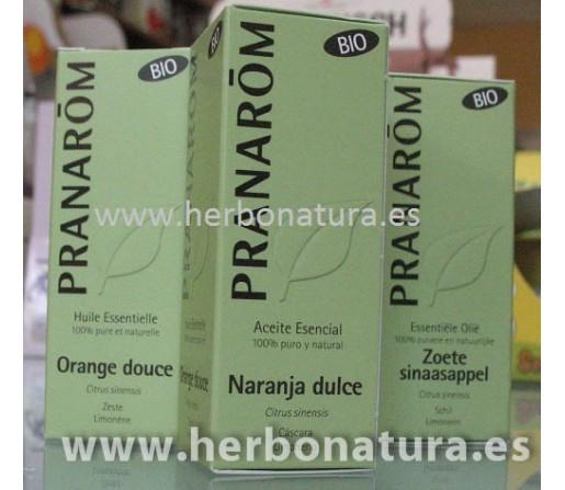 Aceite Esencial Naranjo Amarga (Citrus aurantium ssp amara) 10ml. PRANAROM