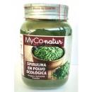 Spirulina Polvo Organica y Ecológica 250gr. MYCONATUR en Herbonatura.es
