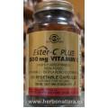Ester-C® Plus 500 mg. 250 Cápsulas vegetales SOLGAR