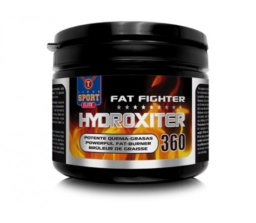 Fat Fighter Hydroxiter, Potente quema grasas 360 cápsulas TEGOR SPORT