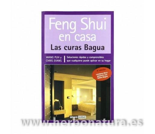 Feng Shui en Casa, Las curas Bagua Libro, Wang Puh y Chris Evans OCEANO AMBAR