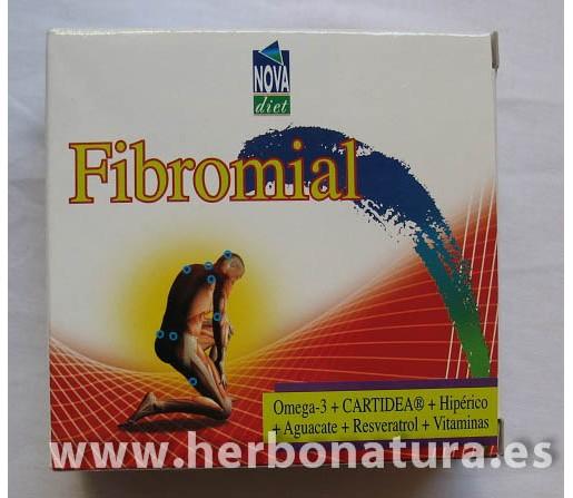 Fibromial 60 cápsulas.