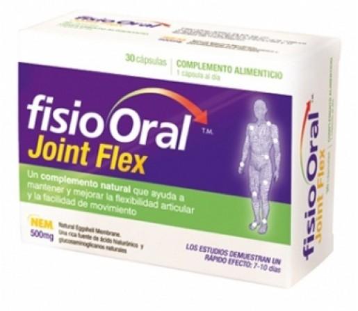 Fisio Oral Joint Flex Articular 30 cápsulas PRONAT
