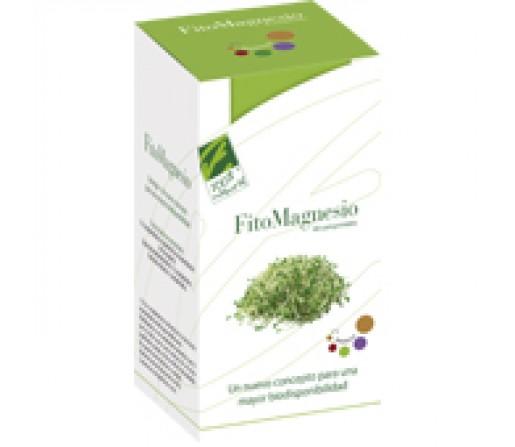 Fitomagnesio, Magnesio en sus diferentes formas organicas 60 comprimidos 100% NATURAL