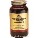 Fosfatidil Colina 420 mg 100 Cápsulas blandas SOLGAR en Herbonatura.es