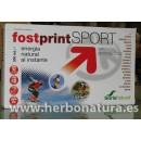 Fostprint Sport con aminoácidos 20 ampollas. SORIA NATURAL en Herbonatura.es