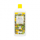 Gel de baño de Argán con aceites esenciales de Lavandín y Limón ecológico 500ml DRASANVI en Herbonatura.es