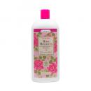 Gel de baño de Rosa Mosqueta con aceite esencial de Geranio ecológico 500ml DRASANVI en Herbonatura.es