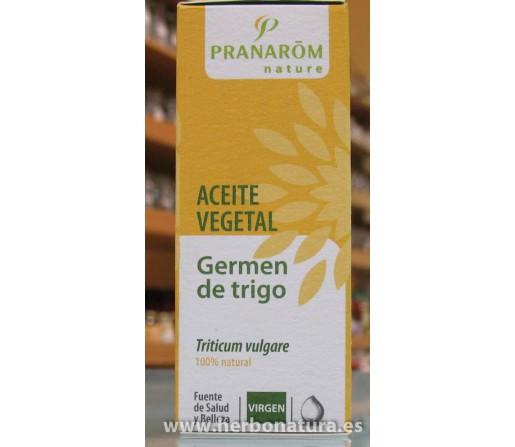Aceite Virgen Germen de Trigo (Triticum vulgare) 50ml. PRANAROM