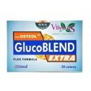 Glucoblend Extra Colageno tipo II, Glucosamina, Condroitina... 30 sobres VBYOTICS en Herbonatura.es