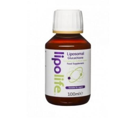 Glutatión Liposomal Lipolife 100ml. EQUISALUD