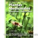 Gran diccionario ilustrado de las Plantas Medicinales, descripción y aplicaciones Libro, Dr. José Luis Berdonces OCEANO AMBAR en Herbonatura.es