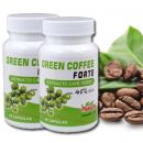 Green Coffee Forte Extracto Café Verde 45% GCA 60 cápsulas PLANTAPOL en Herbonatura.es
