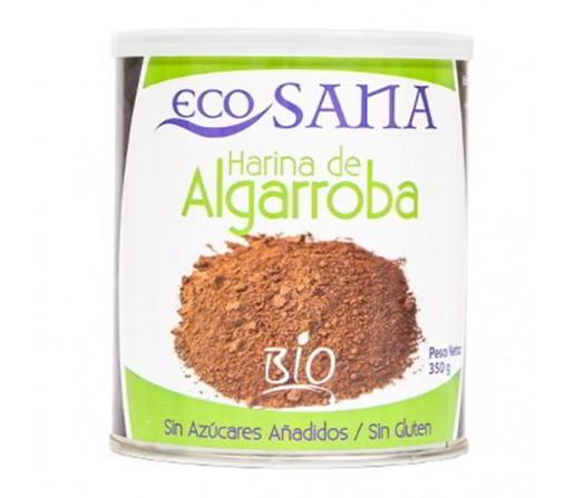 Harina de Algarroba Bio Sin Azúcares añadidos ni Gluten 350gr. ECOSANA