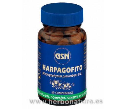 Harpagofito (Harpagophytum procumbens D.C.) 60 comprimidos GSN