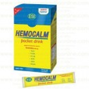 Hemocalm Pocket Drink, Rusco, Vid roja, Centella, Castaño de indias... 16 monodosis ESI en Herbonatura.es