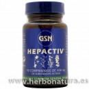 Hepactiv Hepático Depurativo 90 comprimidos GSN