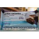 Barritas Saciantes Herbopuntia (chocolate y yogur) 35gr. HERBORA en Herbonatura.es