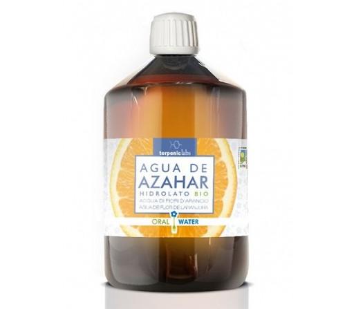 Hidrolato Biológico Azahar, Agua floral (Citrus aurantium amara) 250ml. TERPENIC LABS