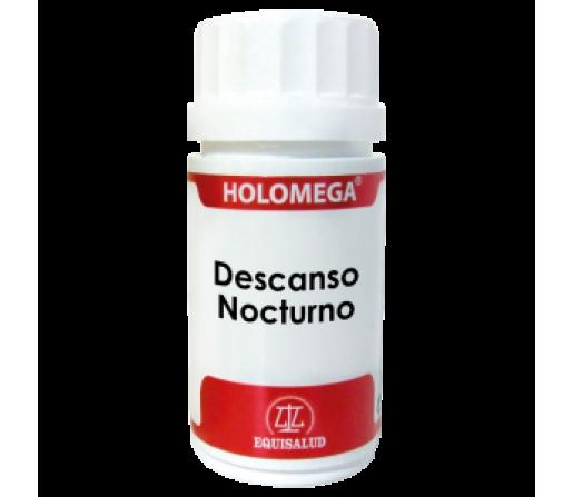 Holomega Descanso Nocturno 50 cápsulas EQUISALUD