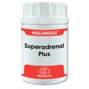 Holomega Superadrinol Plus Ashwagandha, Astrágalo, Rhodiola... 50 cápsulas EQUISALUD en Herbonatura.es
