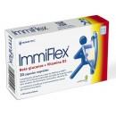 Immiflex Defensas, Beta-Glucanos, Vitamina D3. 30 cápsulas VITAE