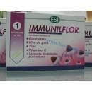 Immunilflor, Equinacea, zinc, Fermentos Lácticos... 30 cápsulas ESI TREPADIET