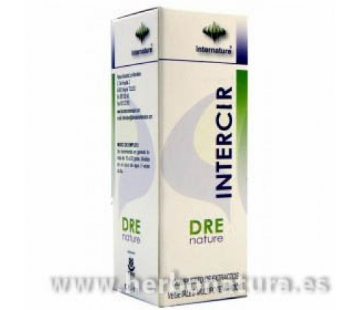 Intercir Extracto Circulatorio 30ml. INTERNATURE