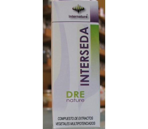 Extracto Interseda (relajante) 30ml. INTERNATURE