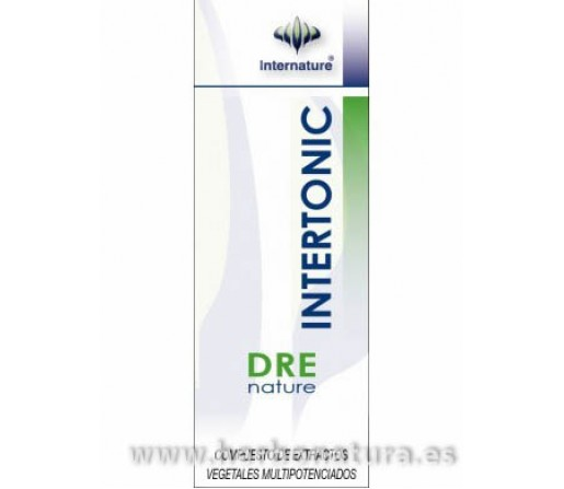 Intertonic drenature extracto gingseng rhodiola y romero 30ml. INTERNATURE