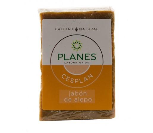 Jabón de Aleppo artesanal de Laurel al 40% y Oliva 200gr. PLANES