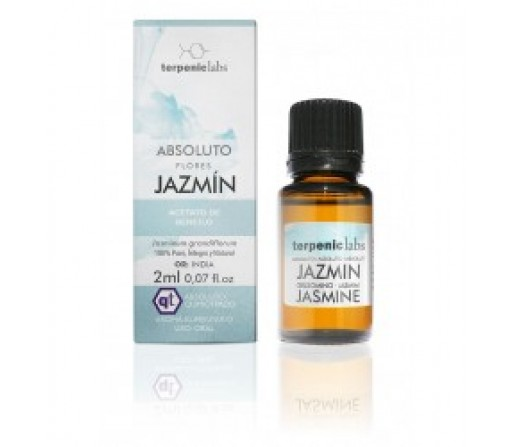 Absoluto de Jazmín (Jasminum grandiflorum) 2ml. TERPENIC LABS