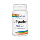 L-Tirosina, Tyrosine 50 Cápsulas vegetales SOLARAY