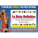 La Dieta Definitiva Libro, José Antonio Campoy MK3 en Herbonatura.es