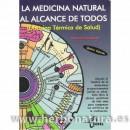 La Medicina Natural al alcance de todos Libro, Manuel Lezaeta CEDEL en Herbonatura.es