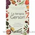 La terapia Gerson Libro, Charlotte Gerson y Morton Walker OBELISCO