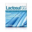 Lactosul GG, Lactobacillus Rhamnosus GG, Fructooligosacaridos e Inulina 20 sobres NATYSAL