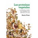 Las Proteínas Vegetales, Los alimentos y recetas más saludables como alternativa a la carne Libro, Nuria Viver INTEGRAL en Herbonatura.es
