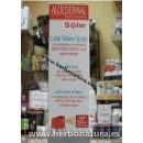 Aloedermal Leche Solar Spray Con Estimulador de Melanina SPF 50+ 150ml. ESI en Herbonatura.es
