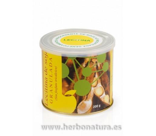 Lecitina de Soja Granulada (IP) NO OGM 400gr. INTERSA