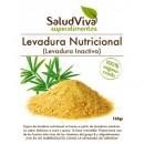 Levadura Nutricional Inactiva Seca en Copos 125gr. SALUD VIVA en Herbonatura.es